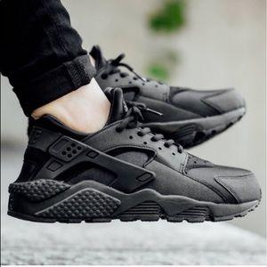 Nike Air Huarache Run Black AUTHENTIC